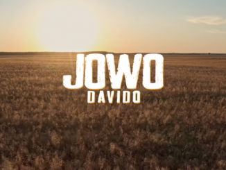 Davido Jowo Video Artwork